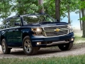 2017 Chevrolet Suburban Featured