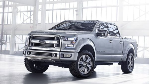 2017 Ford Atlas Concept Price Release Date Ford Concept Cars