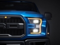2017 Ford F150 Raptor headlights