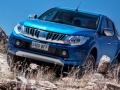 2017 Mitsubishi Triton Featured