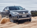 2017 Mitsubishi Triton Off road