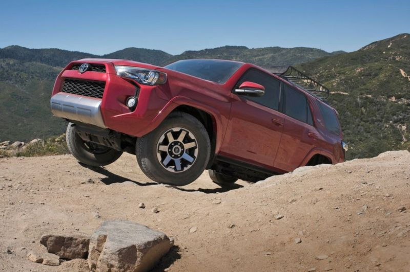 2017 Toyota 4Runner TRD PRO Elevation