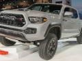 2017 Toyota Tacoma TRD Pro front view