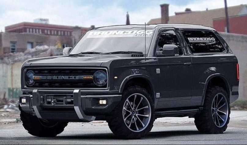 2016 Ford Bronco Price >> 2018 Ford Bronco Interior Review Price Release Date Engine Specs