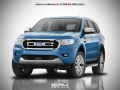 2018 Ford Endeavour