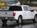 2018 Ford F-150 White rear right side