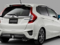 2018 Honda Fit rear