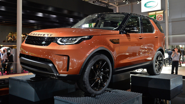 2018 land rover pics. fine rover 2018 land rover discovery throughout land rover pics