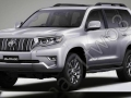 2018 Toyota Land Cruiser Prado 4