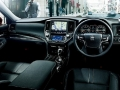 2018 Toyota Crown interior