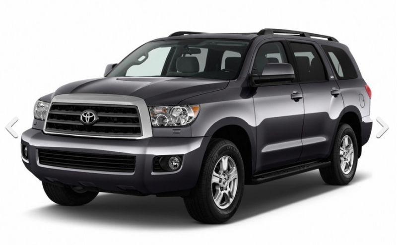 2018 Toyota Sequoia Review Redesign Release date Interior