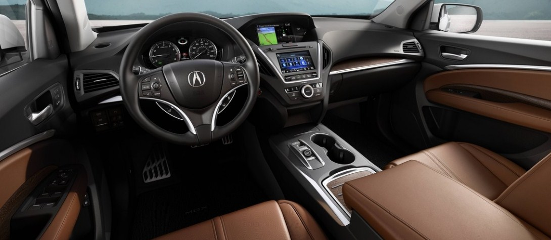 Acura MDX Review Price Interior Engine Specs Design - 2018 acura mdx price