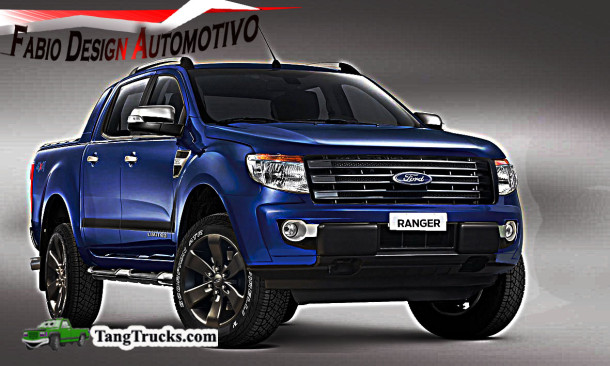 2014 Ford Ranger Review And Price Suv Trucks 2018 2019