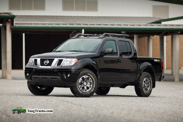 2014 Nissan Frontier featured