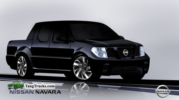 2014 Nissan Navara preview