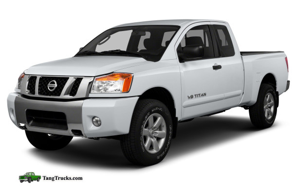 2014 Nissan Titan review