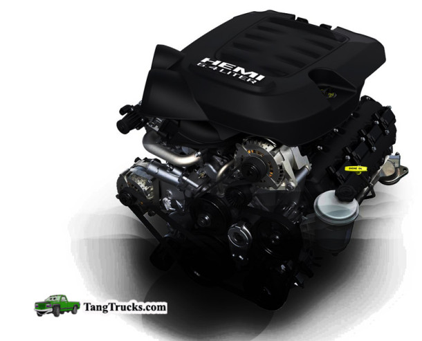2014 Ram Heavy Duty engine