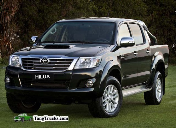 2014 Toyota Hilux review
