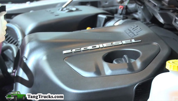 2015 Dodge Ram engine