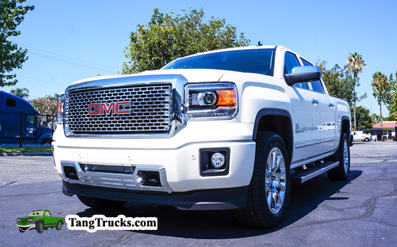 2015 GMC 1500 Sierra Denali review