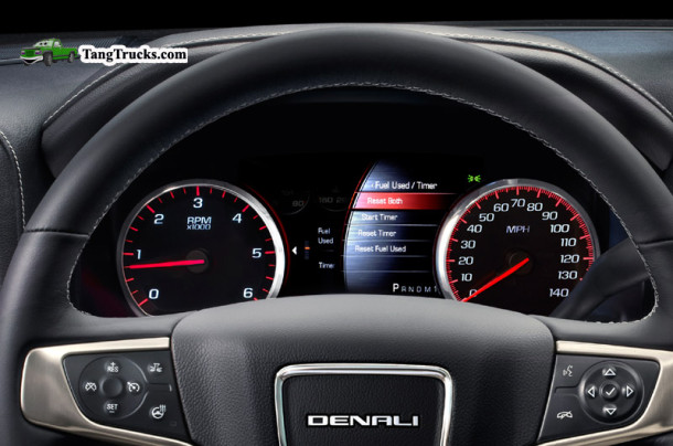 2015 GMC Denali 2500 HD contoltable