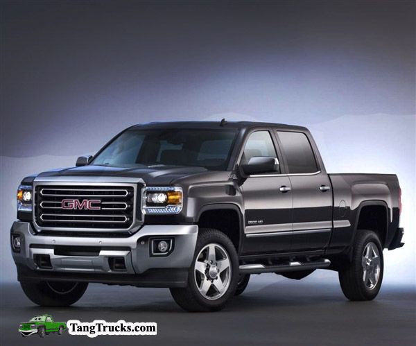 2015 GMC Denali 2500 HD review