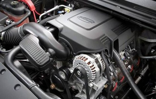 2015 GMC Sierra Diesel Review engine