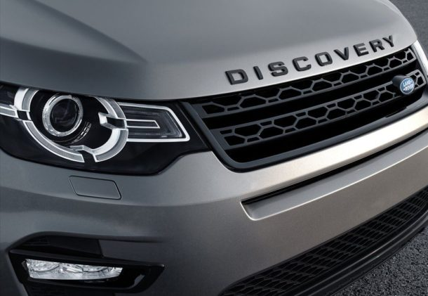 2015 Land Rover Discovery Sport grille