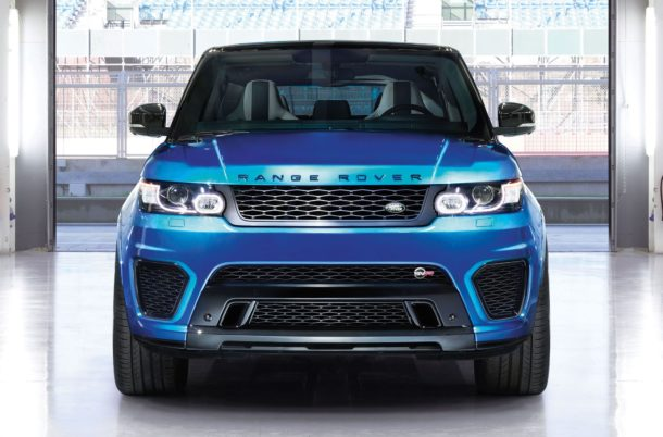 2015 Land Rover Range Rover Supercharged Front