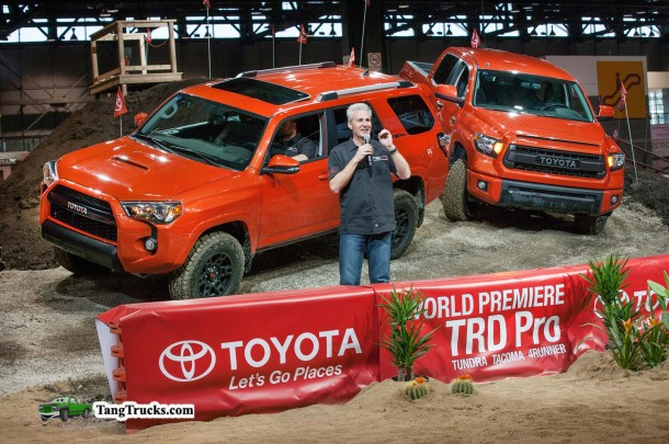 2015 Toyota 4Runner TRD Pro preview