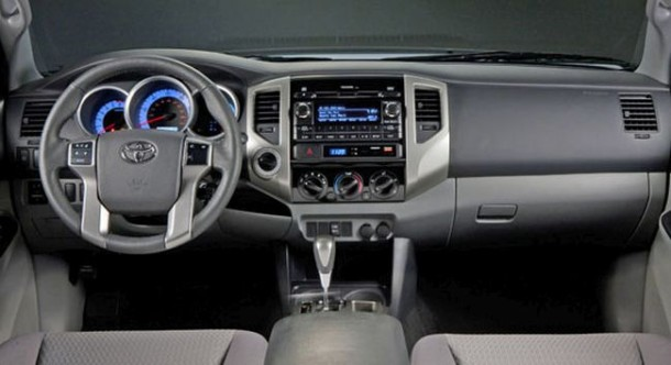 Attractive 2015 Toyota Tacoma Diesel Interior Pictures
