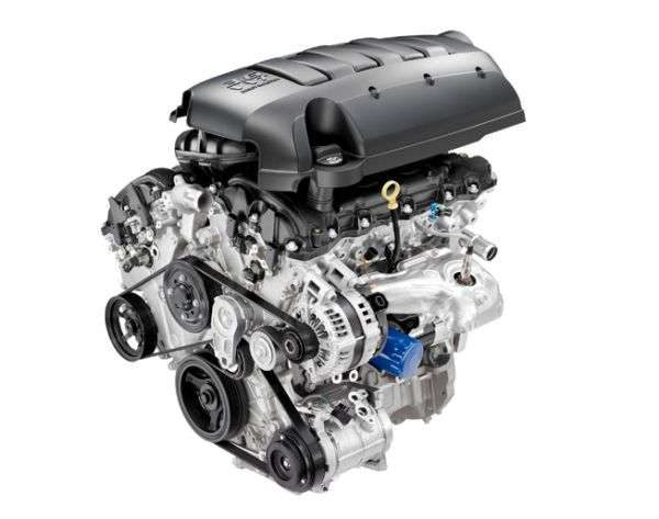 2016 Buick Enclave engine