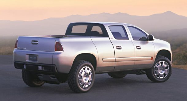 2004 Cheyenne Concept shown