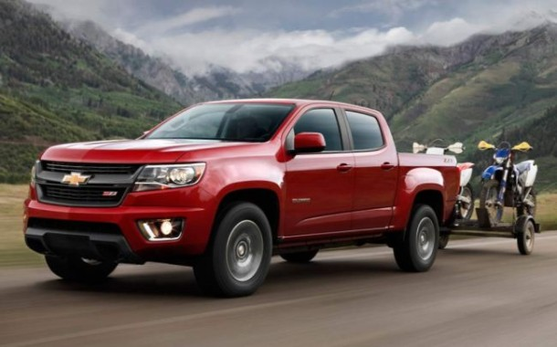 2016 Chevrolet Colorado preview