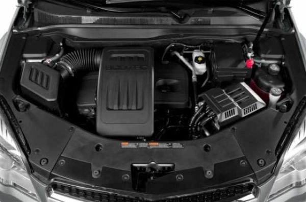 2016 Chevrolet Equinox engine
