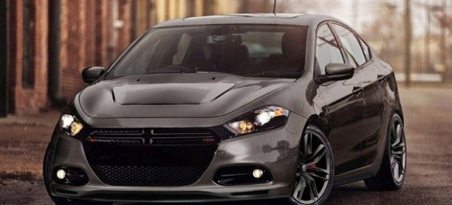 2016 Dodge Dart Srt4 Review
