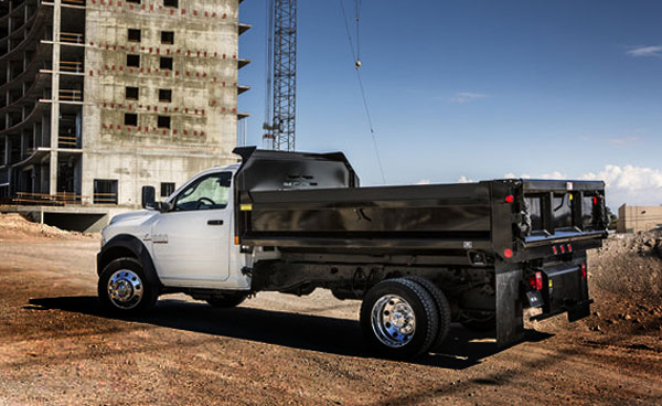 2016 Dodge Ram 4500-5500 performance