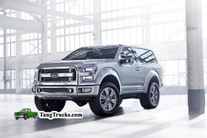 2016 Ford Bronco featured