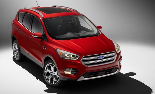 2016 Ford Escape front side