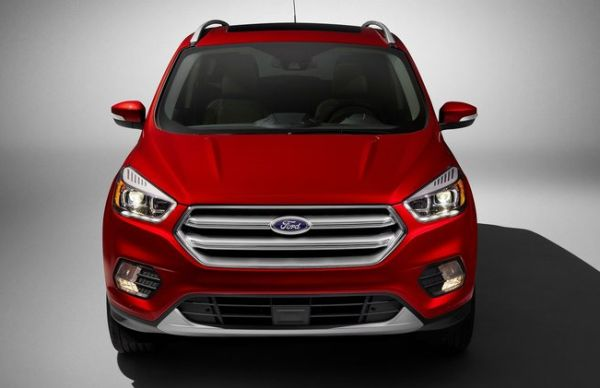 2016 Ford Escape front