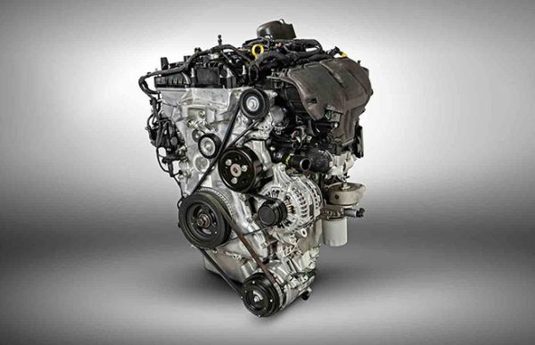 2016 Ford Expedition engine