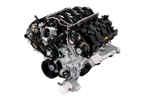 2016 Ford F-150 Limited engine
