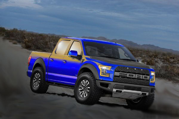 2016 Ford F-150 SVT Raptor review