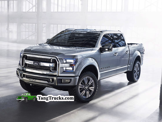 2016 Ford F150 review