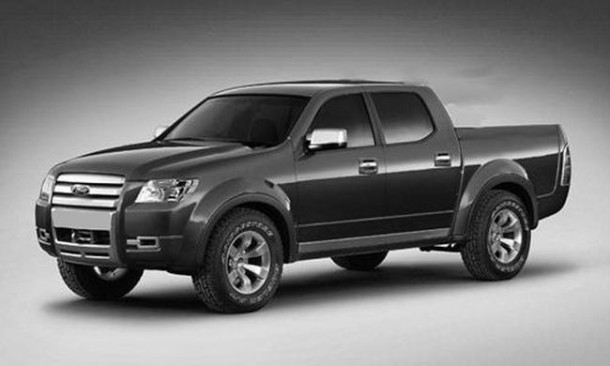 2016 Ford Ranger preview