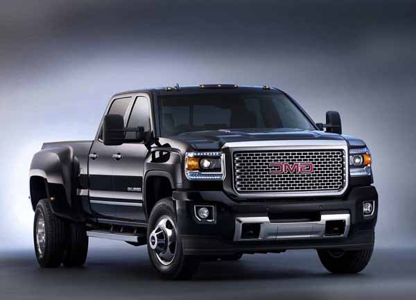 2016 GMC Sierra 2500 Heavy duty review