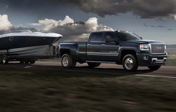 2016 GMC Sierra 2500 Heavy duty