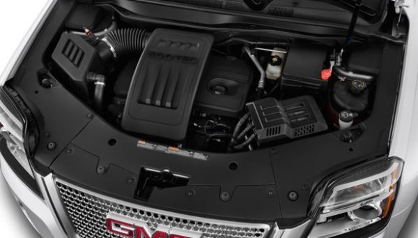 2016 GMC Terrain engine