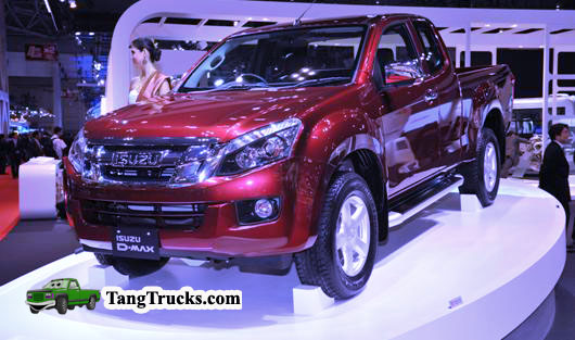 2016 Isuzu D Max review