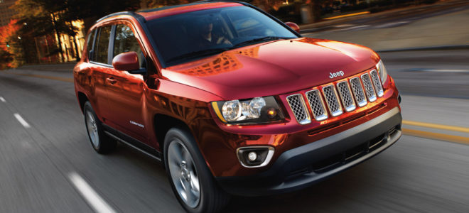 Jeep compass 2016 release date